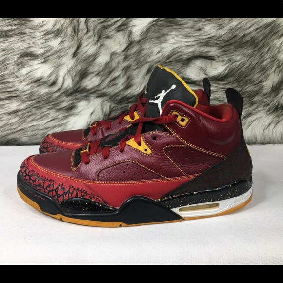 the latest 844d4 7add3 Nike Air Jordan Son Of Mars Low Team Red 10